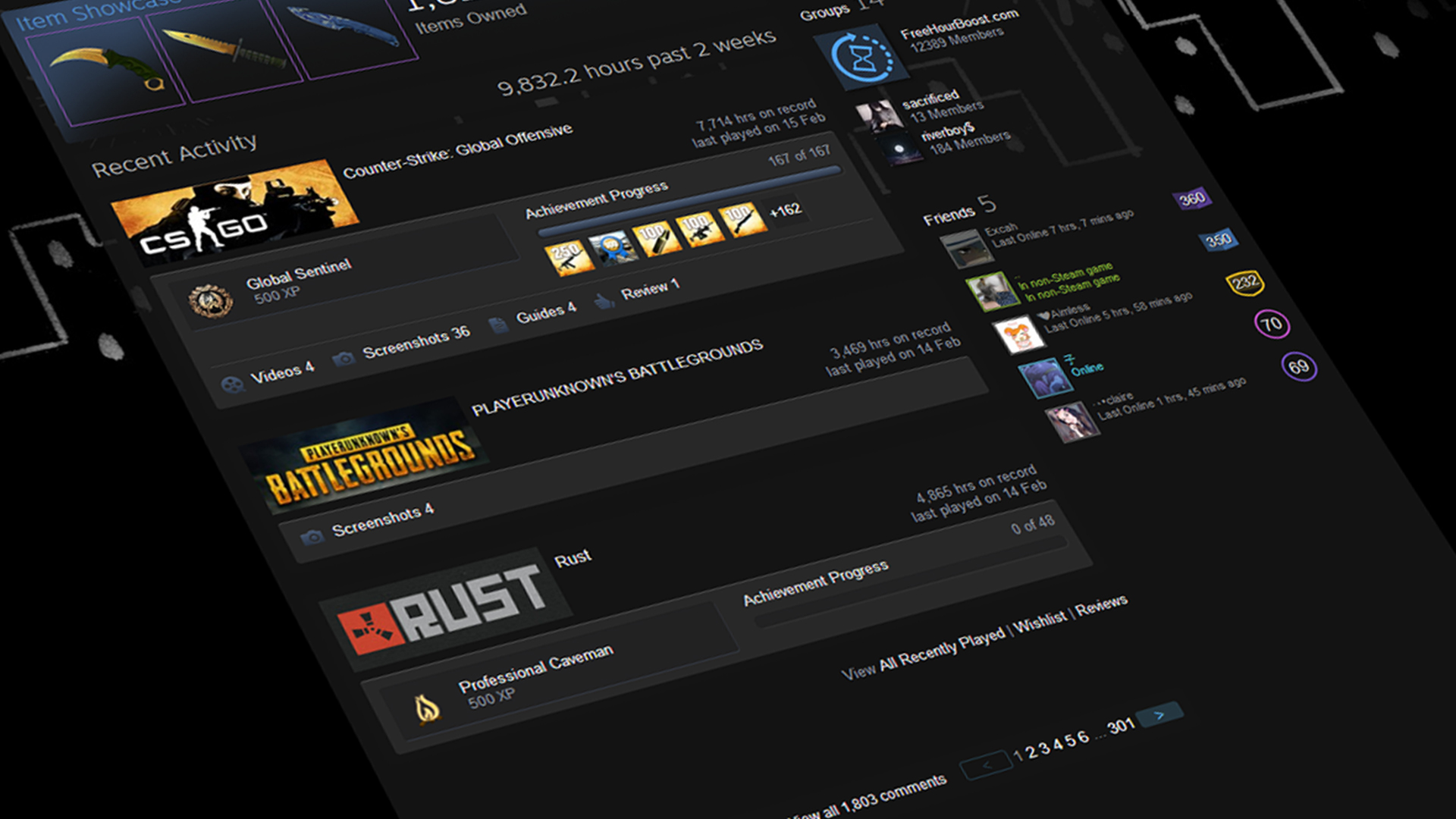 FreeHourBoost com - Start Boosting Your Steam Hours Today
